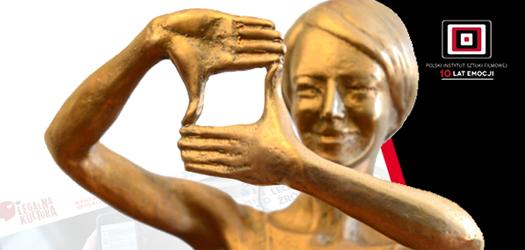Legalna Kultura nominowana do nagród PISF