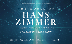 The World of Hans Zimmer - koncert w Krakowie