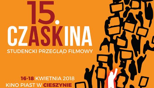 15. Studencki Przegląd Filmowy czASKina