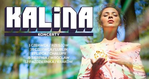 KALINA - koncert wKlubie SPATiF