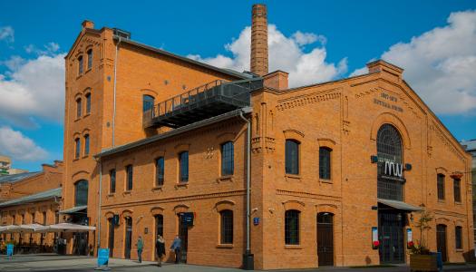 Otwarcie Kina Muzeum Polskiej Wódki na warszawskiej Pradze