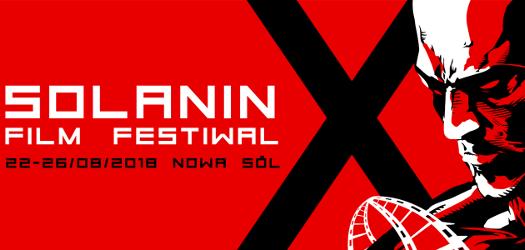 Jubileuszowy 10. Solanin Film Festiwal