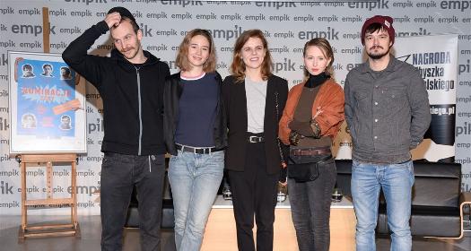 Nominowani do Nagrody im. Zbyszka Cybulskiego 2017