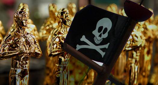 Oscary. Twórcy bezradni wobec piratów